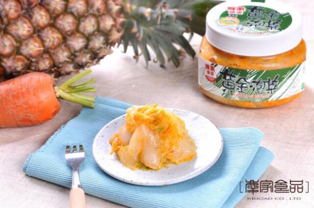 鮮果黃金泡菜 1