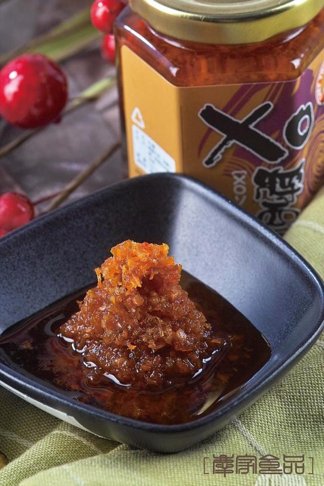 XO干貝醬 1